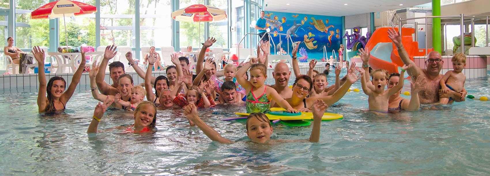 Aqua Sportief in Zwembad De Meerval